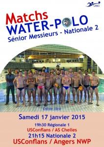 D1 + N2 - 17 janvier 2015