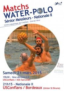 match NII 21 mars - Site