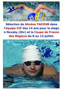 Sélection Ahcène II