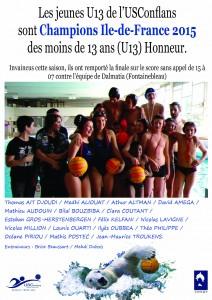 finale U13