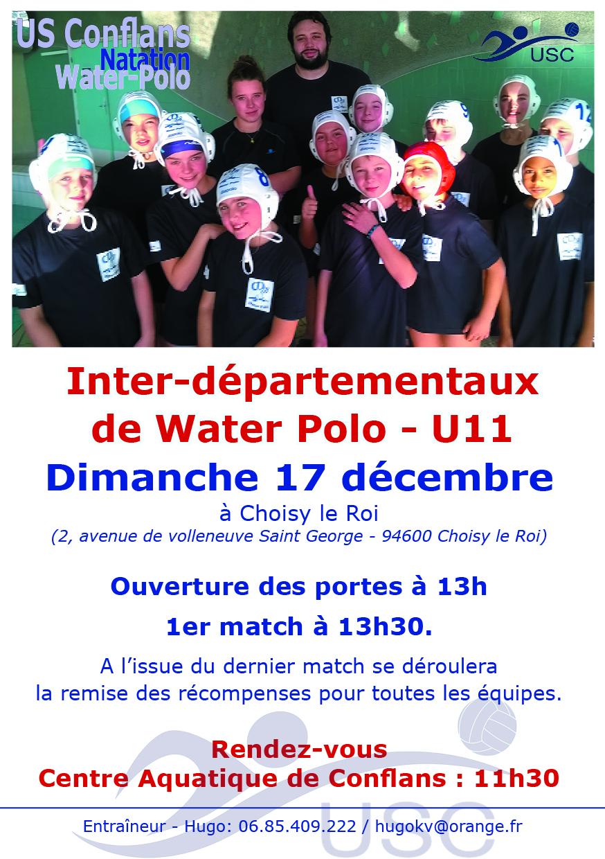 Convoc Interdepartementaux 17 décembre 2017