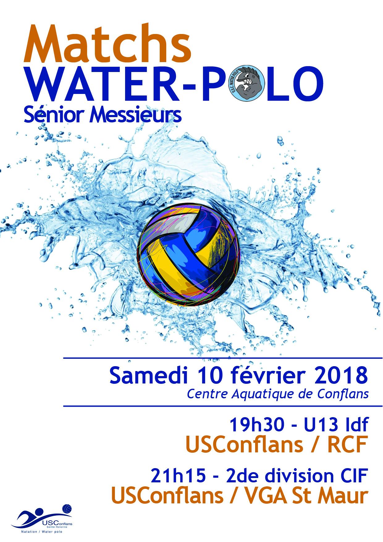 10 février 2018 - U13 + D2