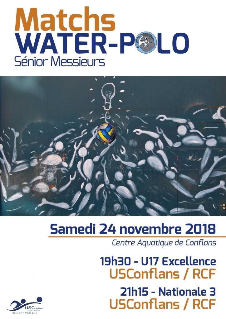 24 novembre 2018 - U17 et N3 - USC-RCF